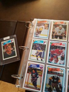 1988-89 OPC HOCKEY CARD SET FOR SALE Excellent Mint Condition