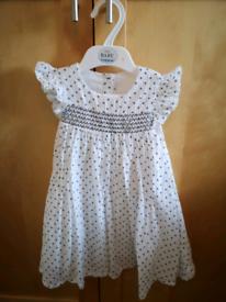 Mothercare girl's summer dress, 18-24months