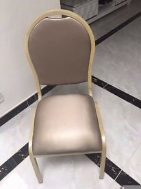 Brand New Dining Chairs for Catering Hotel Restaurant Cafe (12 pcs available)