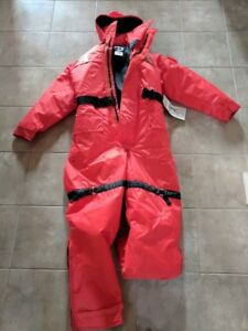 Mustang Survival Suit Men's Large BRAND NEW
