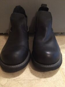 Brand New leather boots size 8.5
