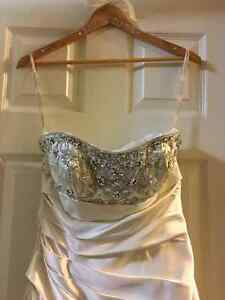 Beautiful Couture Wedding Dress Kitchener / Waterloo Kitchener Area image 3