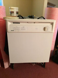 Kenmore Ultra Wash with Quiet Guard Dishwasher