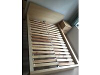 IKEA Malm bed and draws