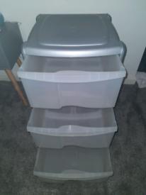 Storage Bin Draws (3x Available)