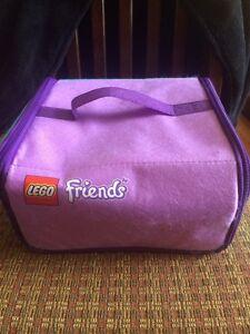 Lego Friends travel case