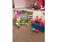 Shopkins toy bundle