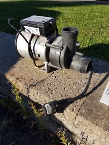 1.5 HP Spa Hot Tub Bain Motor Jacuzzi Bathtub Pump Pompe
