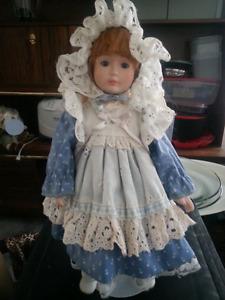 Porcelin dolls in cobourg for sale