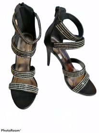 Ladies Heels Shoes Size 7 UK