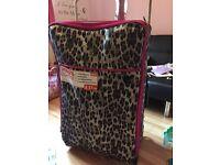 Worlds lightest suitcase