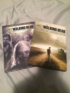 Walking dead season 1 and 2