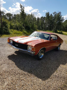 1972 Chevelle SS   for sale $ 30,000.00