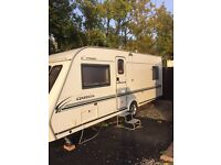 Compass omega 4 birth with end bedroom 2002