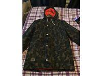Men's van coat