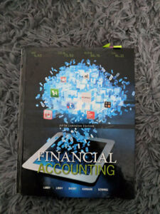 Financial Accounting 5th Canadian Edition