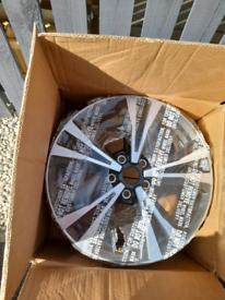 Nissan Qashqai N Connecta 18 Alloy Wheel Genuine