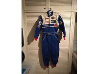 Peugeot sport sparco race suit