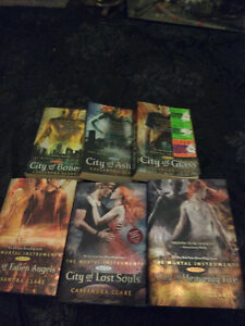 Complete set of Immortal Instruments series