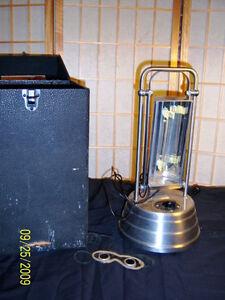 Lampe de bronzage portable Antique