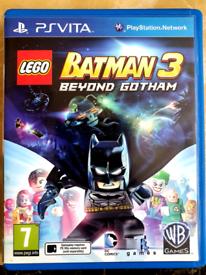 Lego Batman 3: Beyond Gotham (PlayStation Vita, 2014)