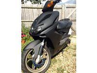 Yamaha Aerox YQ100cc 2T FULL REBUILD