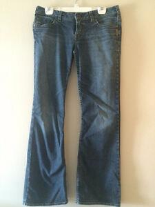 Silver Pioneer Jeans Women's Size 32