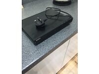 Sony DVD player and Brand new free view tv box.