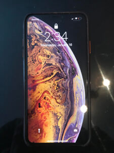 Iphone XS Max 256G - Gold