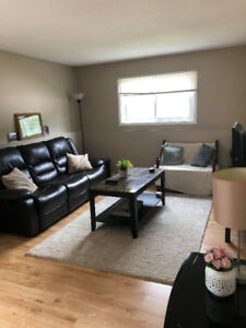 Two Bedroom Apartment Available End of August