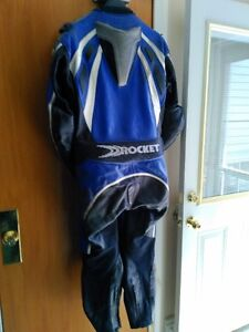 JOE ROCKET 1 PC RACING SUIT SIZE 48 USA/CAN OR 58 EURO Windsor Region Ontario image 9