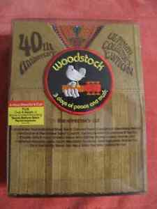 WOODSTOCK 40th Anniversary DVD