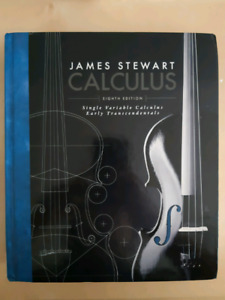 Single Variable Calculus Early Transcendentals, 8th
