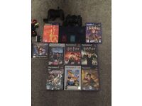 PlayStation 2 slimline- lots of games including all Harry potters