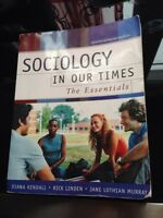University of Ottawa: Sociology in our times (4th Ed)