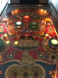 Pinball Machine (rare 1962 Williams 3 Coin,) for Sale (Toronto)