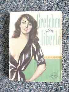 GRETCHEN EN LIBERTÉ ( Livre Vintage 1952 )