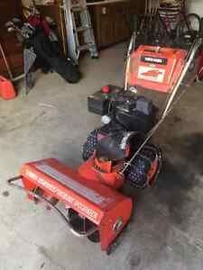 Older Snowblower