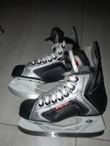 Easton Synergy Hockey Skates - Boys Size 2.0 D