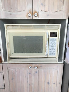 GE Combination Microwave/Convection Oven