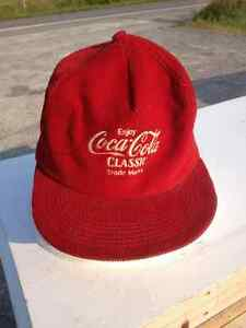 WINTER COCA COLA RED CAP  reduced price Belleville Belleville Area image 1