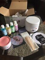 New Waxing kit !!