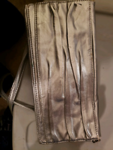 Silver Evening Purse (used a few times)
