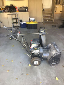 SNOWBLOWER FOR SALE!!!  VERY GOOD SHAPE AND EXCELLENT QUALITY!! Prince George British Columbia image 3
