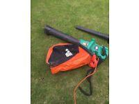 Black & Decker Garden Vacuum & Blower