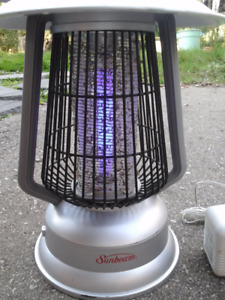 Sunbeam Cordless Rechargeable Full Size Bug Zapper