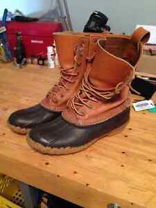 $40.00 LL Bean boots