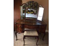 Dressing table - vintage / antique