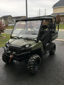 Polaris Ranger XP 800ho Excellent Condition With Power Steering