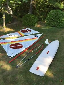 Windsurfer complete package